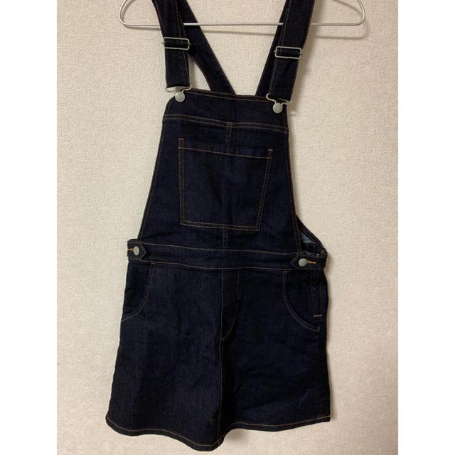 LOWRYS FARM(ローリーズファーム)のLOWRYS FARM ジャンパースカート レディースのスカート(ミニスカート)の商品写真