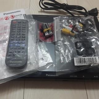 パナソニック(Panasonic)の☆パナソニック DVDプレーヤー DVD-S500-K(再生専用)☆(DVDプレーヤー)