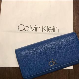 Calvin Klein - カルバンクライン  長財布 ユニセックス 新品未使用