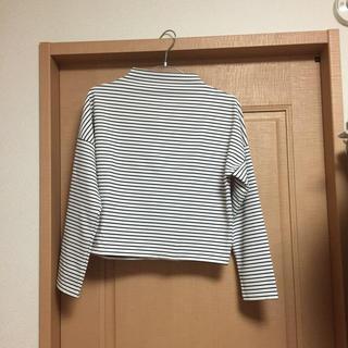 イエナスローブ(IENA SLOBE)のボーダートップス(Tシャツ/カットソー(七分/長袖))