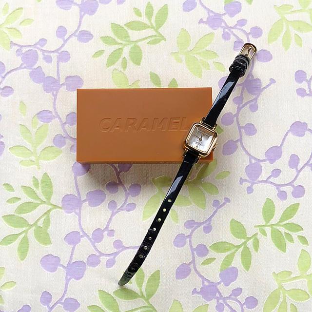 CABANE de ZUCCa - CABANE de ZUCCa ⑧  腕時計・稼動品✨の通販 by manma's shop|カバンドズッカならラクマ