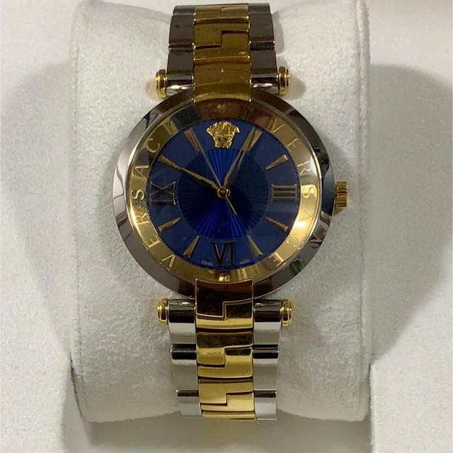 VERSACE - Versace 時計 ヴェルサーチの通販 by 0league's shop|ヴェルサーチならラクマ