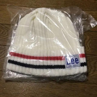 リー(Lee)のリー ニット帽 54 LEE lee キッズ トドラー ベビー(帽子)
