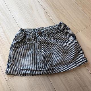 ブリーズ(BREEZE)のブリーズ♡デニムスカート♡90(スカート)