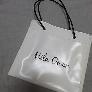 ミラオーウェン(Mila Owen)のMila Owen ミニサブバック 付録(その他)