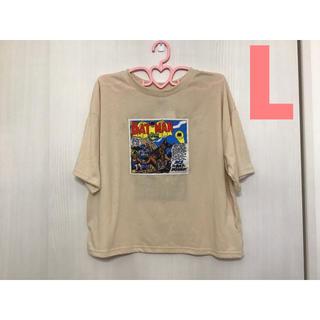 マーベル(MARVEL)のバットマン アメコミTシャツ L(Tシャツ(半袖/袖なし))