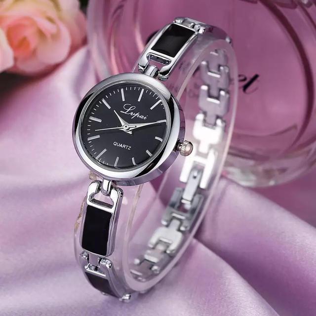 レディース腕時計   ブラック      新品の通販 by セシボン|ラクマ
