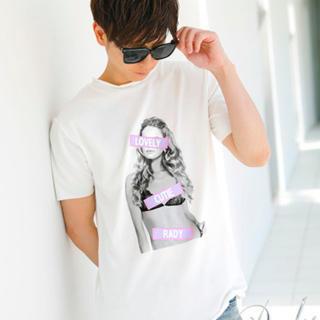 レディー(Rady)のrady LOVELY&CUTEガールズトップス メンズ(Tシャツ/カットソー(半袖/袖なし))