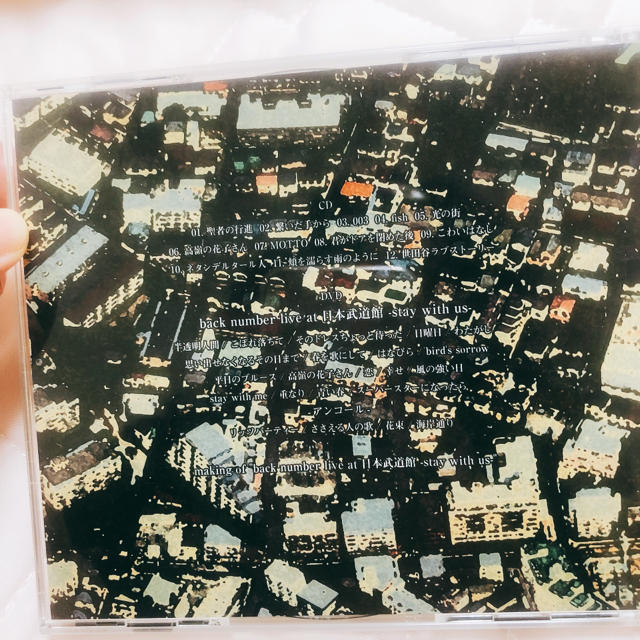 BACK NUMBER(バックナンバー)のback number/ラブストーリー エンタメ/ホビーのCD(ポップス/ロック(邦楽))の商品写真