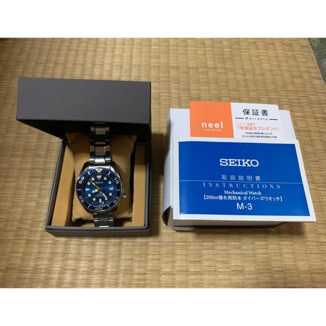 セイコー プロスペックス スモウ SBDC069 流通限定モデル 自動巻きの通販 by よし-けん's shop|ラクマ