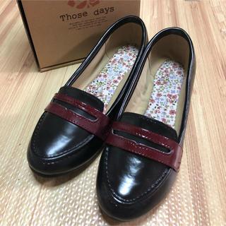 レインシューズ ローファータイプ ブラック(レインブーツ/長靴)