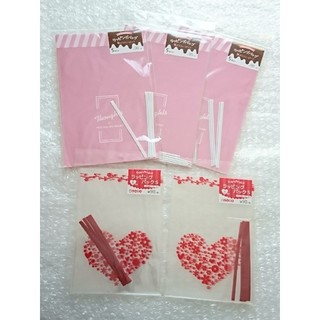 ラッピング袋 2種類 28枚セット③(ラッピング/包装)