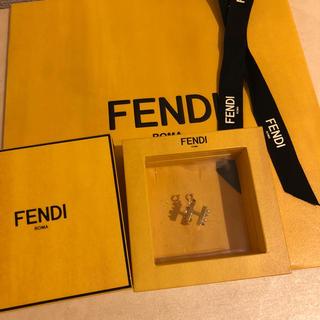 フェンディ(FENDI)のFENDI  イニシャル チャーム  H(チャーム)