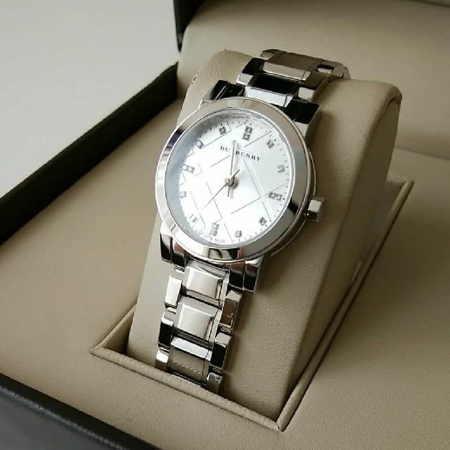 BVLGARI - BURBERRY バーバリー レディース 腕時計の通販 by あゆま's shop|ブルガリならラクマ
