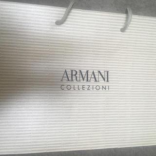 アルマーニ コレツィオーニ(ARMANI COLLEZIONI)のARMANI COLLEZIONI  ショップ袋(ショップ袋)