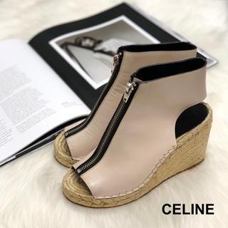 celine - 1086 セリーヌ エスパドリーユ サンダル