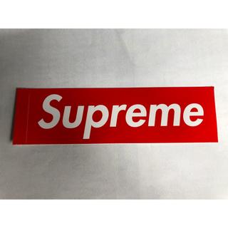 シュプリーム(Supreme)のSupreme ステッカー シュプリーム(その他)