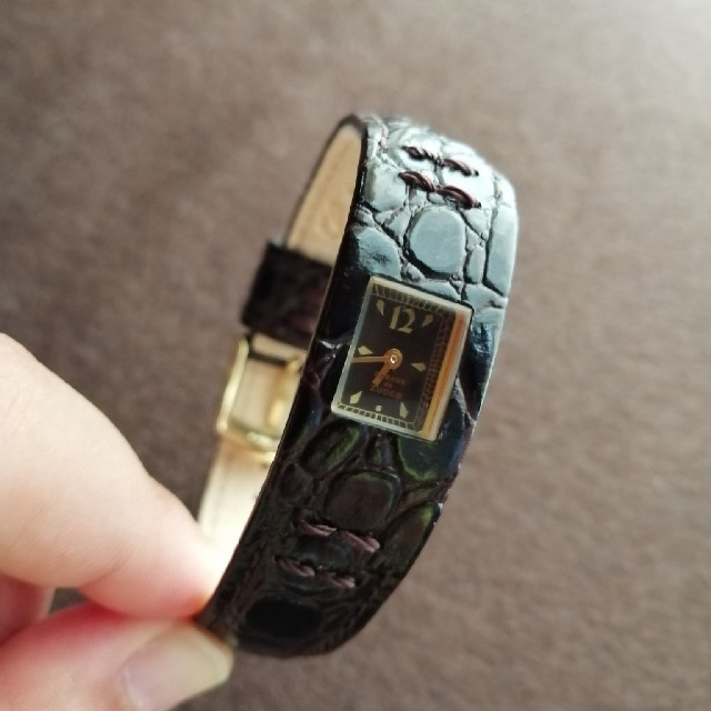 CABANE de ZUCCa - 連休特価!ZUCCa 腕時計 G.P.Z (バンド新品です!)の通販 by みやびん's shop|カバンドズッカならラクマ