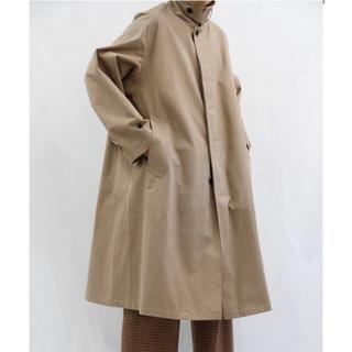 コモリ(COMOLI)のURU / ウル  Balmacaan coat (typeA) 完売品 2(ステンカラーコート)