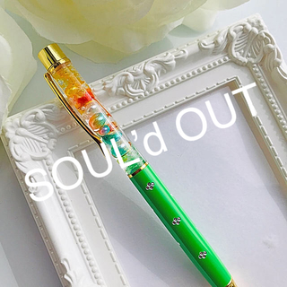 No.506 ハーバリウムボールペン(*^ω^*)980円(その他)