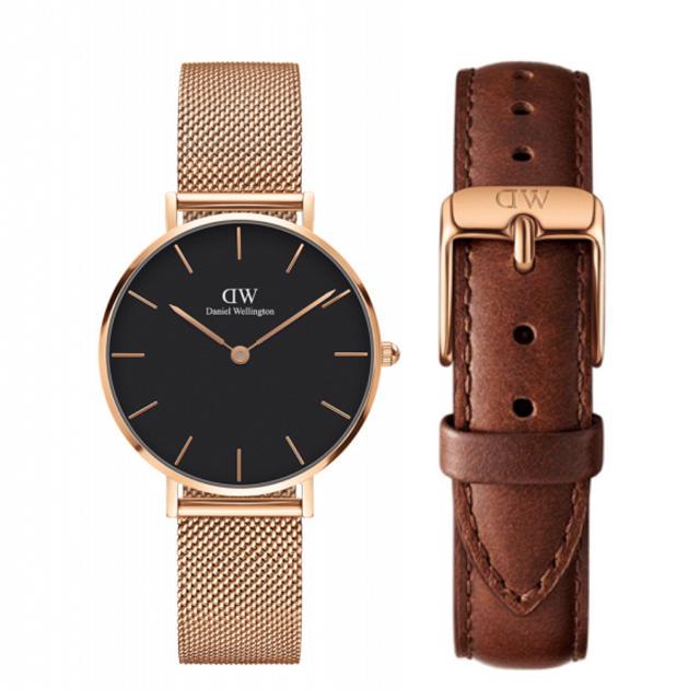 Daniel Wellington - 【32㎜】ダニエル ウェリントン腕時計 DW161+ベルトSET《3年保証付》の通販 by wdw6260 ダニエルウェリントンならラクマ