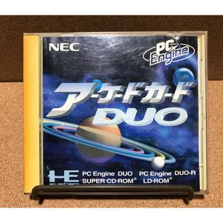 エヌイーシー(NEC)のPCE アーケードカードDUO(家庭用ゲームソフト)
