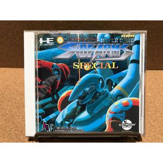 エヌイーシー(NEC)のPCD サイドアーム スペシャル(家庭用ゲームソフト)