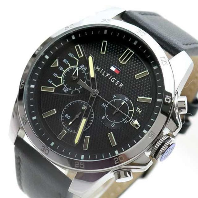 TOMMY HILFIGER - トミーヒルフィガー TOMMY HILFIGER 腕時計 メンズ 1791563の通販 by スマートサービス's shop トミーヒルフィガーならラクマ