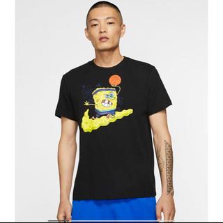 ナイキ(NIKE)のカイリー ナイキ DRI-FIT spongebob(Tシャツ/カットソー(半袖/袖なし))