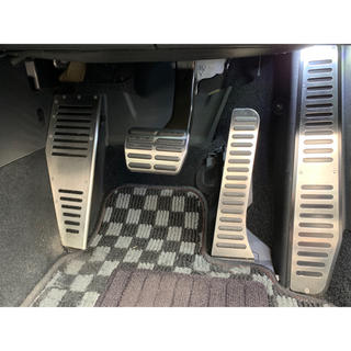 Volkswagen - VW Golf 純正&M+ペダル,フットレスト一式