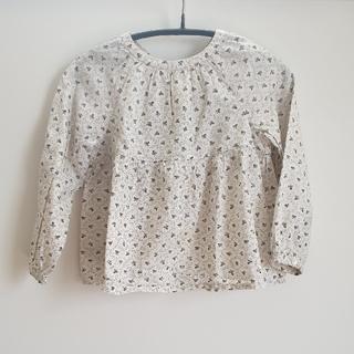 ボンポワン(Bonpoint)のBonpoint ボンポワン 長袖ブラウス size2(シャツ/カットソー)