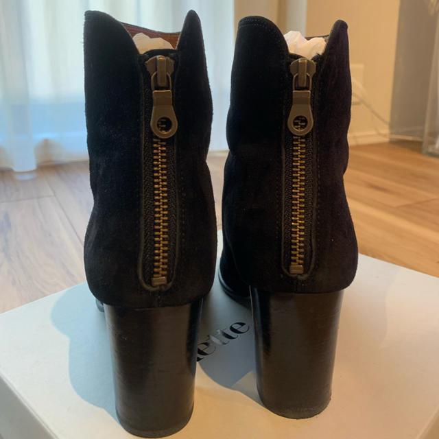 Odette e Odile(オデットエオディール)のオデットエオデォール スエードブーツ レディースの靴/シューズ(ブーツ)の商品写真