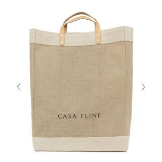 フレイアイディー(FRAY I.D)のAPOLIS + CASA FLINE Market Bag(トートバッグ)
