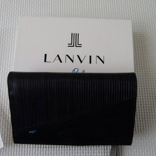 ランバンオンブルー(LANVIN en Bleu)のLANVIN enBleu  新品未使用長財布値下げ5500➡5000(長財布)