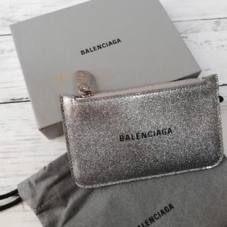 バレンシアガ(Balenciaga)のバレンシアガ グリッター カードケース コインケース(名刺入れ/定期入れ)