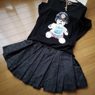 Vivienne Westwood - レオパード柄イレギュラースカート