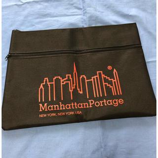 マンハッタンポーテージ(Manhattan Portage)の未使用Manhattan Portage クラッチバッグ(セカンドバッグ/クラッチバッグ)