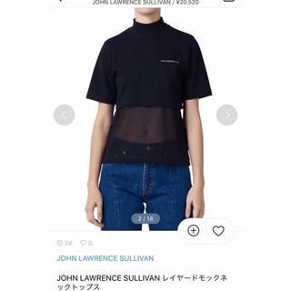 ジョンローレンスサリバン(JOHN LAWRENCE SULLIVAN)のジョンローレンスサリバン レイヤードTシャツ(Tシャツ/カットソー(半袖/袖なし))