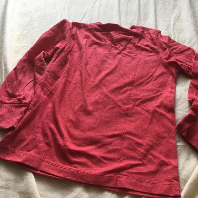 SESAME STREET(セサミストリート)の110 エルモ Tシャツ キッズ/ベビー/マタニティのキッズ服 男の子用(90cm~)(Tシャツ/カットソー)の商品写真