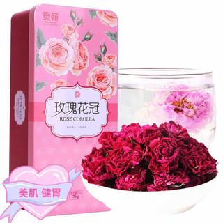 【花茶】玫瑰花冠茶 25g/袋(茶)