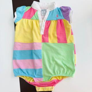 ポロラルフローレン(POLO RALPH LAUREN)のラルフローレン 赤ちゃん服75cm(カバーオール)