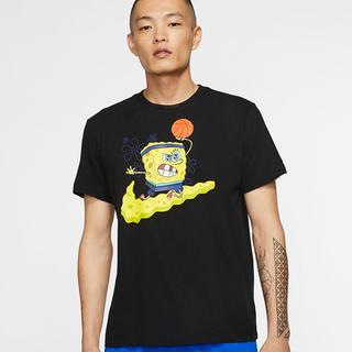 ナイキ(NIKE)のXLサイズ カイリー ナイキ スポンジボブ Tシャツ(Tシャツ/カットソー(半袖/袖なし))