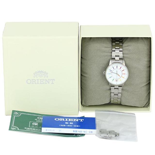 ORIENT - オリエント スタイリッシュ&スマートディスク 腕時計 ユニセックス の通販 by papi's shop|オリエントならラクマ