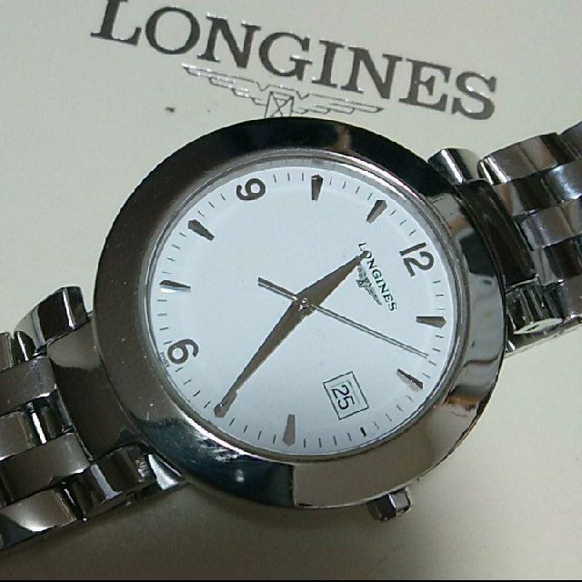 LONGINES - ロンジン ドルチェビータ メンズの通販 by hiro|ロンジンならラクマ