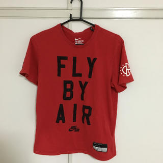 """ナイキ(NIKE)のNike """"FLY BY AIR"""" Tシャツ 日本サイズ L(Tシャツ/カットソー(半袖/袖なし))"""