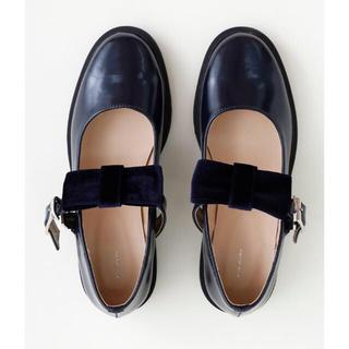 メルロー(merlot)のmerlot  ストラップシューズ  ❁❁(ローファー/革靴)