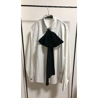 MILKBOY - ミルクボーイ シャツ MILKBOY SHIRTS リボン付き シャツ
