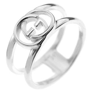 グッチ(Gucci)の新品本物[グッチ] GUCCI リング 298036-J8400 日本サイズ9号(リング(指輪))