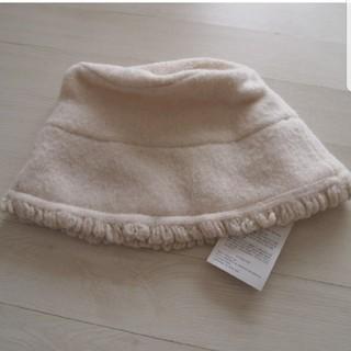 ジャーナルスタンダード(JOURNAL STANDARD)の新品韓国セレクトAROUND エーランド購入 ウール ハット帽子(ハット)