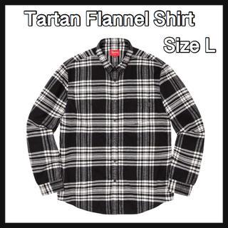 シュプリーム(Supreme)の【L】Tartan Flannel Shirt(シャツ)